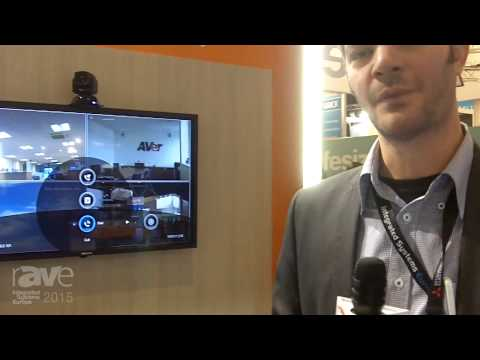 ISE 2015: AVer Talks About EVC900 Full HD Video Conferencing System