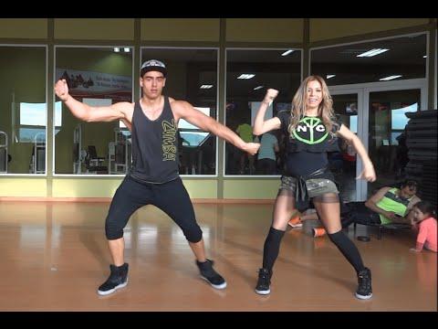 La Temperatura - Maluma Feat. Eli Palacios - Zumba Fitness- Romy Sibel Chile video