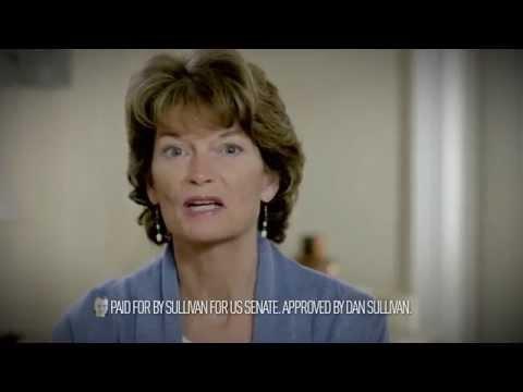 Lisa Murkowski: Alaska Needs Dan Sullivan