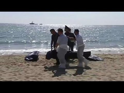 Six migrants drown in shipwreck off Sicilian coast