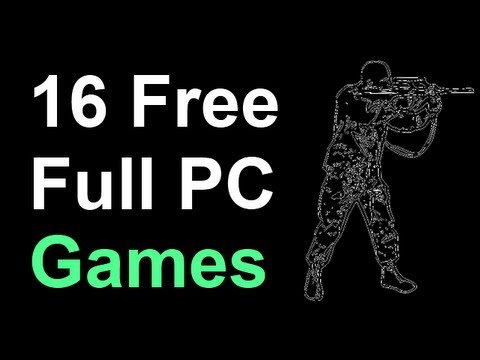 16 More Free Full PC Games(9 Online Multiplayer) To Download