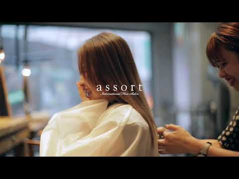 ASSORT GROUP HAIR SALON - HARAJUKU #9