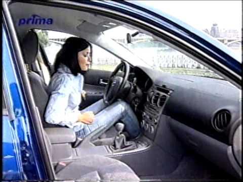 Mazda 6 Autosalon 2002