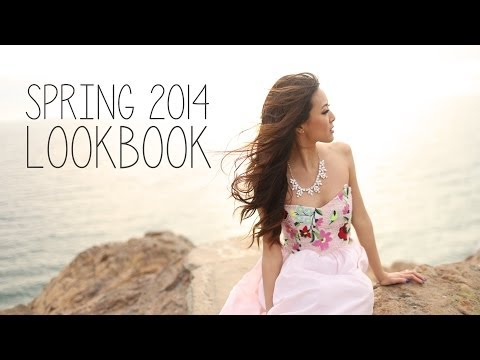 ❤ Spring 2014 Lookbook ❤