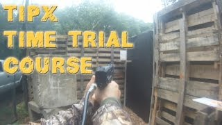 Mag-Fed Paintball: TIPX Time Trial Course