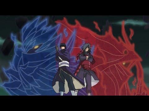 Naruto Shippuden Final Triste parte 6 el sufrimiento de obito