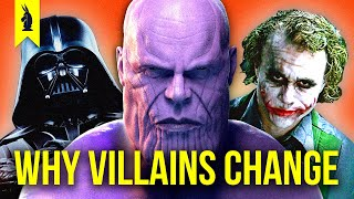 Why Our Villains Are Different Now (Thanos, The Joker, Killmonger) - Wisecrack Edition