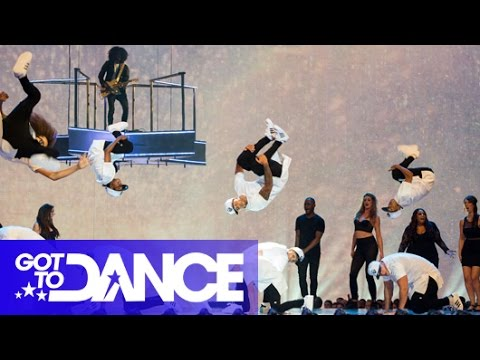 Diversity | Ashley's Live Show | Got To Dance 2014 video
