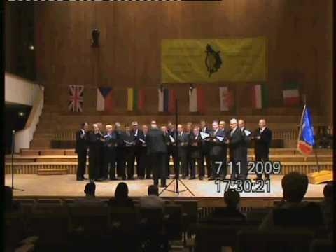 Wyst�p konkursowy na V Warszawskim Mi�dzynarodowym Festiwalu Chóralnym VARSOVIA CANTAT w dniach 7-8 listopada 2009 r. I miejsce w kategorii chórów o g�osach równych - doro�li, dyplom...