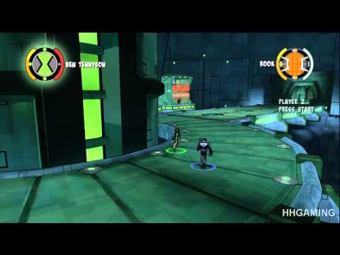 Ben 10 Omniverse - walkthrough part 21 episode 21