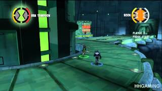 "Ben 10 Omniverse - walkthrough part 21 episode 21 ""BEN 10 Omniverse walkthrough part 1"" XBOX PS3 WII"
