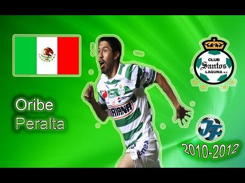 Oribe Peralta ● Goles ● Santos Laguna Parte 1/2 ᴴᴰ
