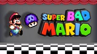 Super Bad Mario – Chuyên phá game