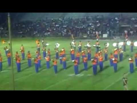 Central High School Sugarbear Band, Macon, GA