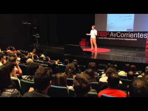 Estas: Ariel Merpert at TEDxAvCorrientes 2013