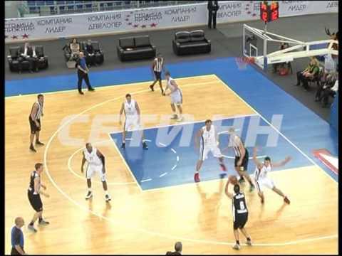 Баскетбольный клуб Нижний Новгород не оставил никаких шансов греческому ПАОку