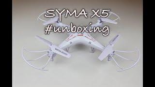 Syma X5 - unboxing dronu (představení dronu Syma X5)