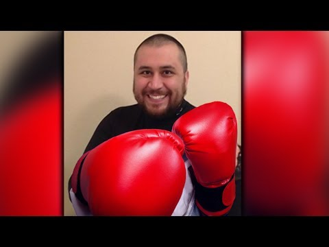George Zimmerman Celebrity Boxing Match - Is He Asking For Trouble? video