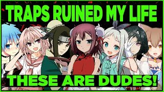 DESTROYING Anime Traps with FACTS and LOGIC !!