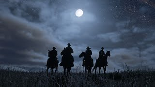 Red Dead Redemption 2-Meering new strangers and collecting MUNAH