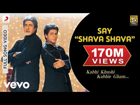 K3g - Say Shava Shava Video | Amitabh Bachchan, Shah Rukh Khan video