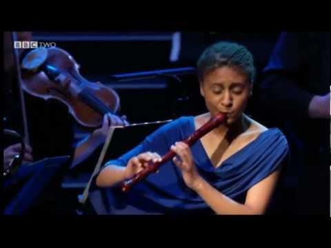BBC Young Musician 2012 Final - Charlotte Barbour-Condini - Recorder (Vivaldi Recorder Concerto)