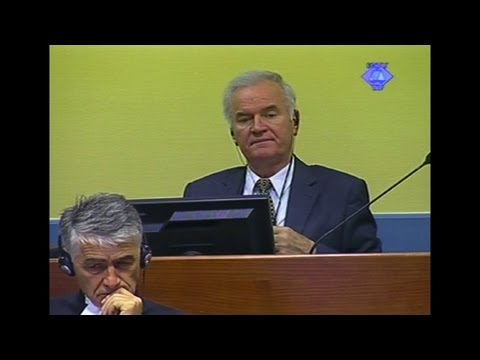 Mladic trial reopens with first witness testimony