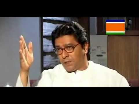 Raj Thackeray Interview With NIkhil Wagale 2012 BMC Election.
