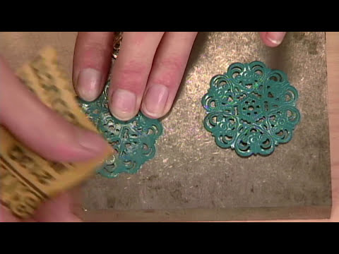 Candie Cooper - Remixed Media: Transforming Found Metal Objects for Your Jewelry