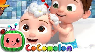 Bath Song  Cocomelon ABCkidTV Nursery Rhymes  Kids Songs