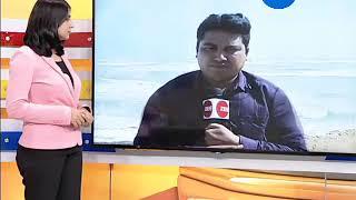 Vayu Cyclone: Situation At Sea Coasts of Gujarat