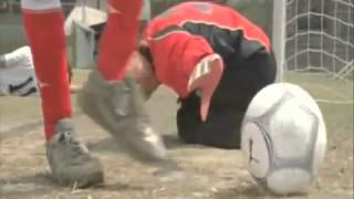 Funny Kung Fu Soccer (Movie English)