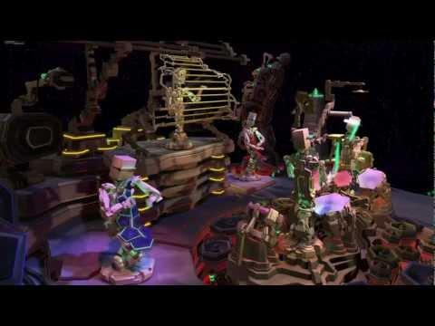 Animusic - Starship Groove [HD]