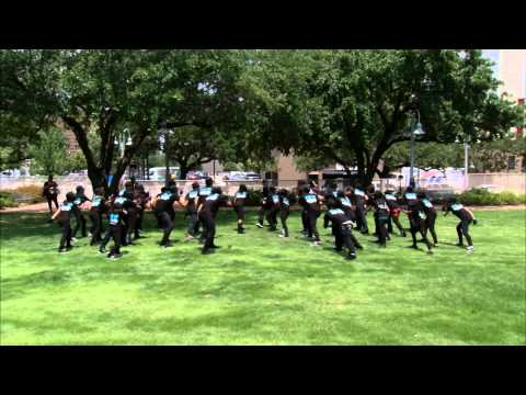 STEP UP REVOLUTION - Flash Mob Contest (HOUSTON)