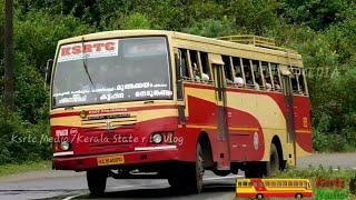 ultra mass ksrtc പൊന്നാമല fast|#ksrtc #changanasserry #massentry #kattappana #aanavandi