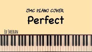 Download Lagu Ed sheeran - Perfect | JJ piano cover Gratis STAFABAND