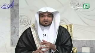 رجال الأمن في بلادنا وواجبنا تجاه الشهداء منهم - الشيخ صالح المغامسي