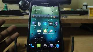 Modify your Android Phone HD (Galaxy Note) (Inc. Sense 3.0 Lock Screen) 1/3 - Cursed4Eva!