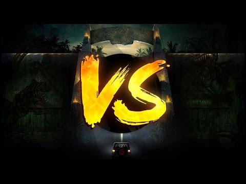 Dinosaur Battle Royal Rumble! - JPOG Battle Arena Grand Final