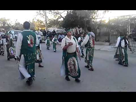 Matachines Danza Guadalupana La Heradura! Awesome!
