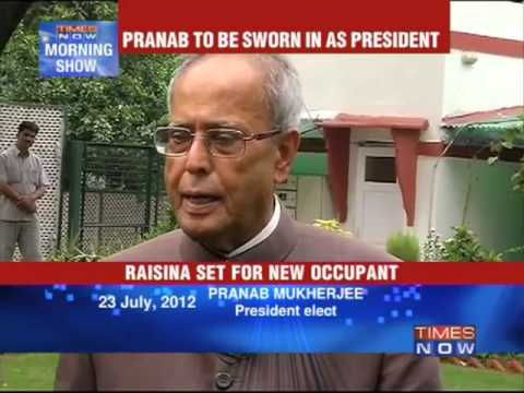 India to get 13th President