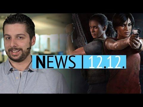 Millionenstrafe für Ubisoft-Führungskräfte - Letzte Chance für Uncharted: Lost Legacy - News