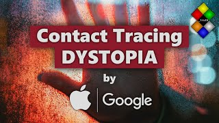 Video: Apple and Google contact tracing is a dystopian nightmare - Hated One