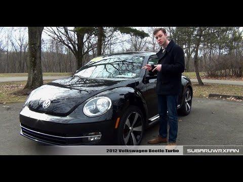 Review: 2012 Volkswagen Beetle Turbo