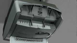 play neue antriebsgeneration handsender mini novotron 502 anlernen garagentore von novoferm. Black Bedroom Furniture Sets. Home Design Ideas