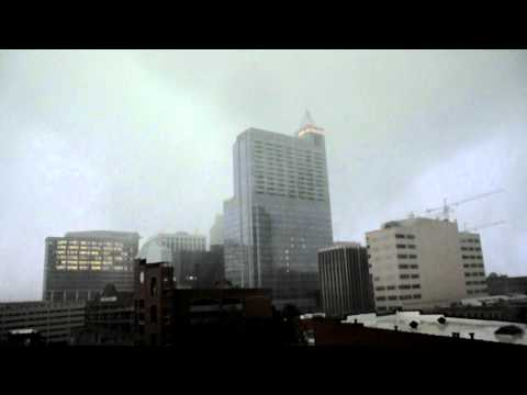 Tornado in Raleigh, NC 4/16/2011