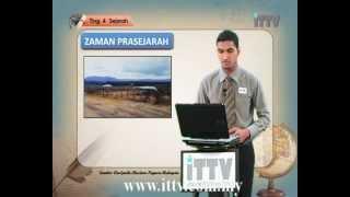 iTTV SPM Form 4 Sejarah Chapter 1: Zaman Prasejarah -Tuition/Lesson/Exam/Tips