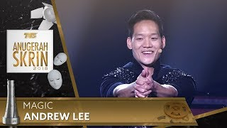 Magic - Andrew Lee | #ASK2018  from TV3MALAYSIA Official