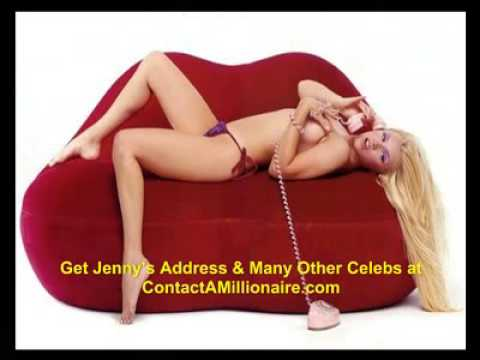 Jenny McCarthy Playboy Model