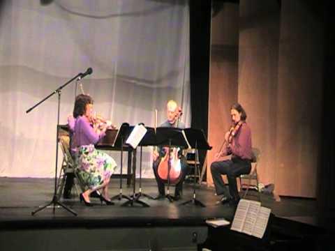 St. Petersburg Quartet 7.12.2011 Lei Liang Gobi Gloria part 1.mpg